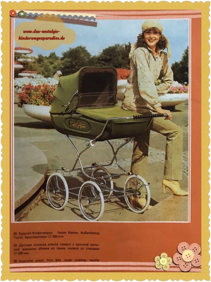 Zekiwa Kinderwagen