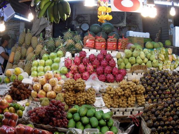 Bild Früchtestand