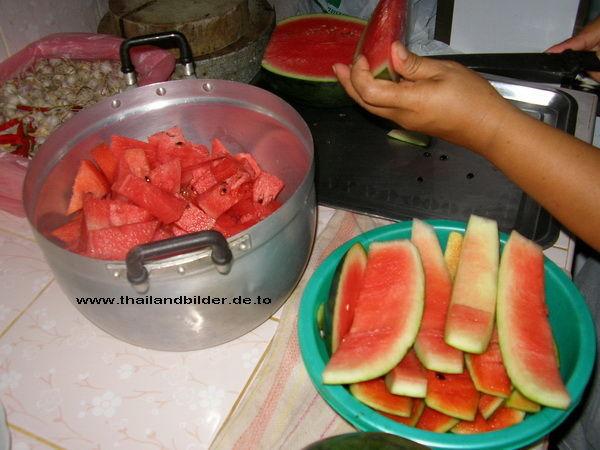 Frische Melone
