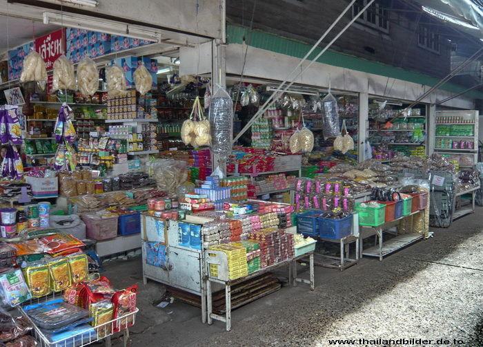 Handel-Bilder Süssigkeiten und anderes