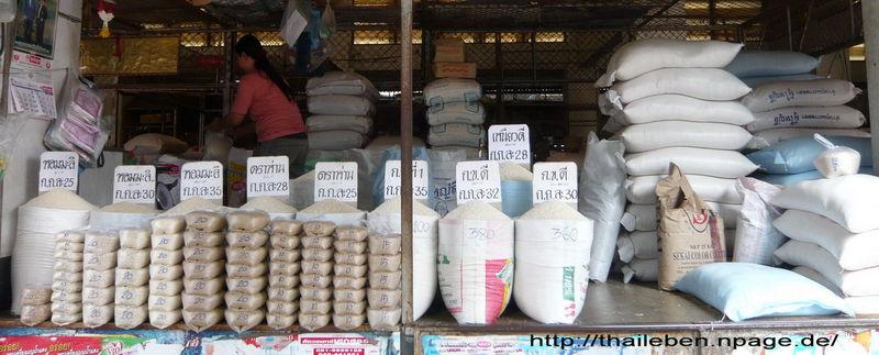 Reis-offenhandel