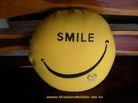 Bild Smile Kissen