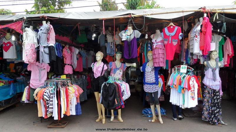 Bild Markt Kleider