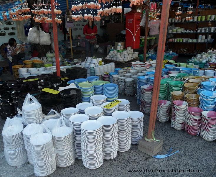 Bild Geschirrmarkt