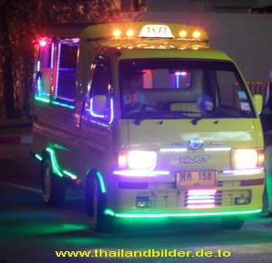 Disco taxi
