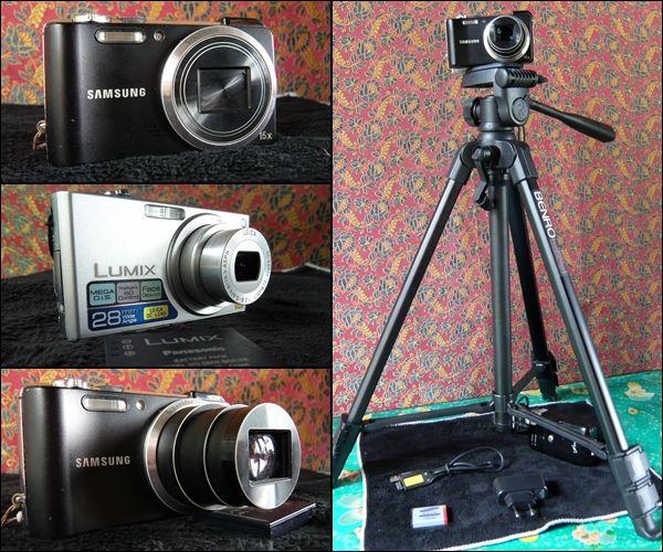 ausrüstung Samsung WB 650