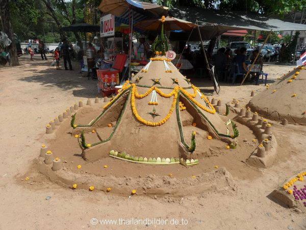 Kunst Sandskulptur