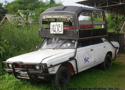 Taxi zu verkaufen