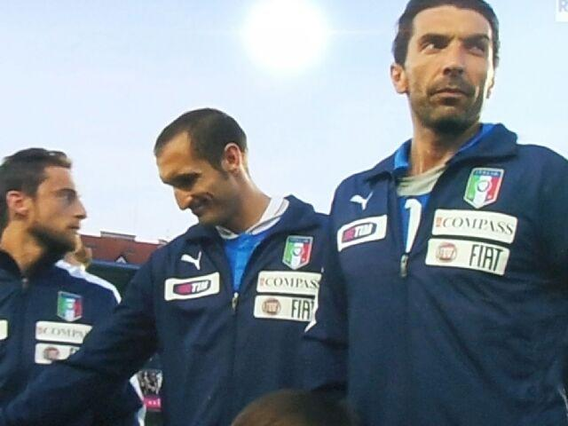 Gianluigi Buffon, Italien