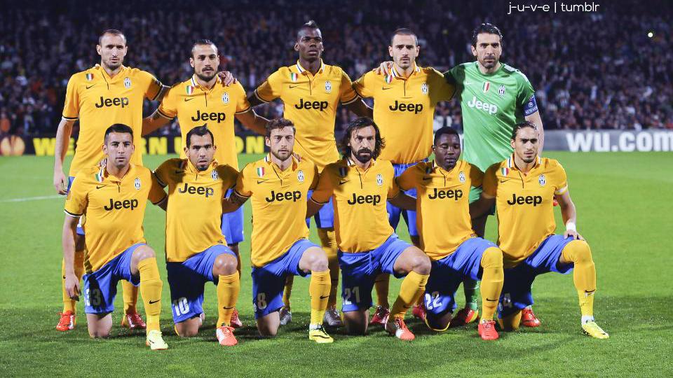 Juventus Turun