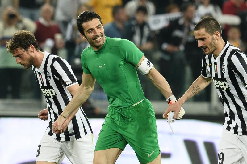 Sieg von Juventus Turin