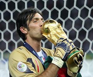 Gianluigi Buffon, Weltmeister 2006