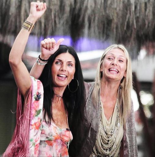 Guendalina und Veronica
