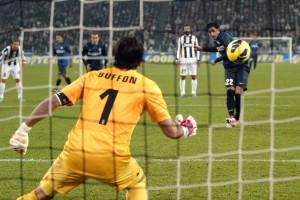 Buffon ohne Chance