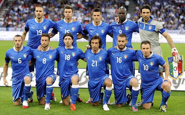 Italien, Juni 2012