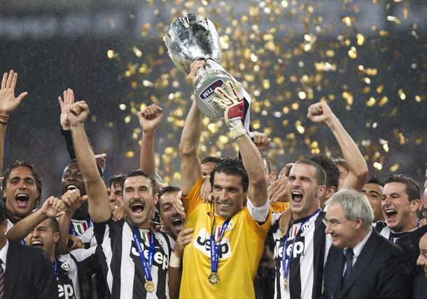 Juventus Turin, die unangefochtene Nummer 1 der Serie A