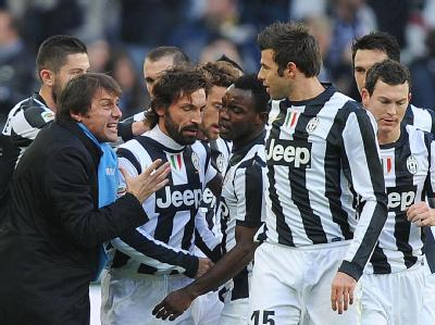 Juventus besiegt Atalanta
