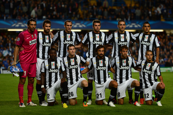 Juventus Turin, September 2012
