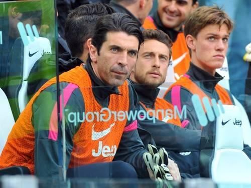 Gigi Buffon, Claudio Marchisio