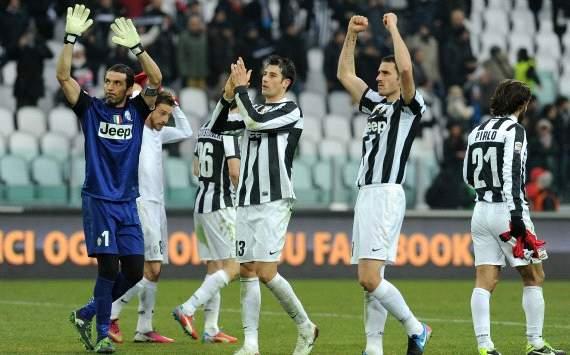 Juventus Turin bezwingt Siena