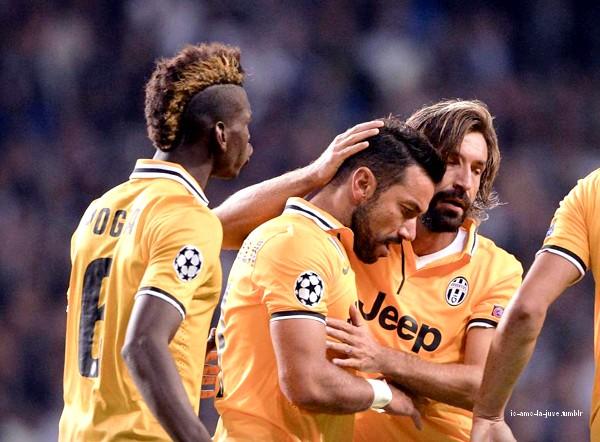 Juventus Turin, Champions League
