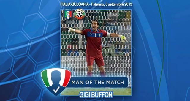 Man of the Match: Gianluigi Buffon