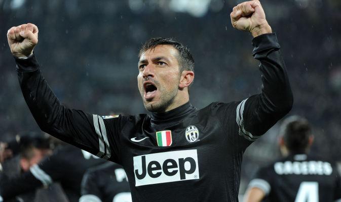 Quagliarella, Juventus Turin