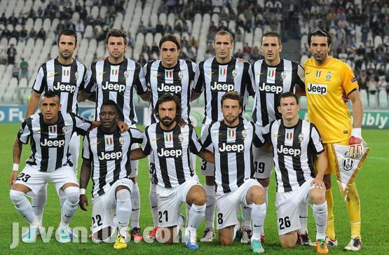 Champions League, Juventus Turin