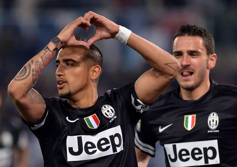 Juventus gewinnt mit 2:0