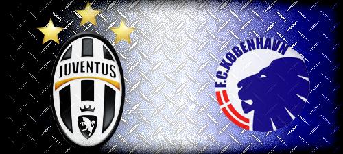 Juventus Turin besiegt Kopenhagen