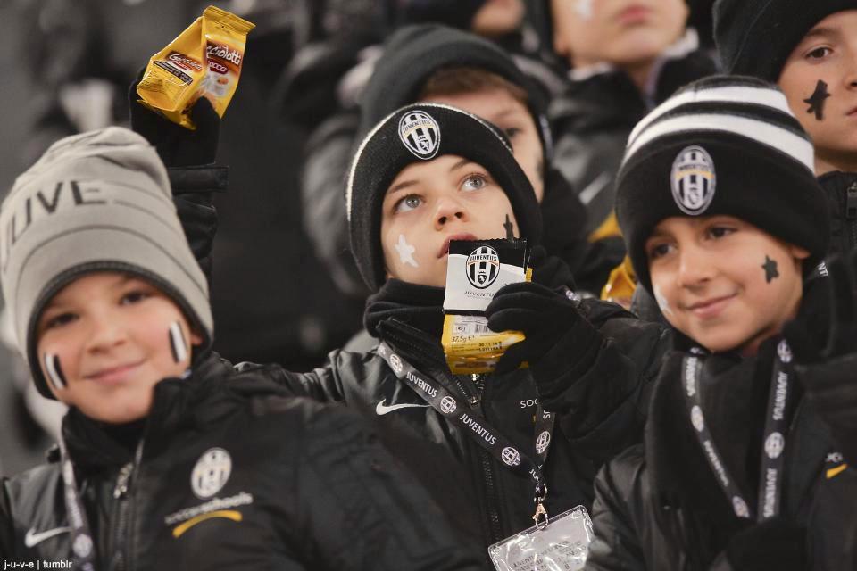Kleine Juventus Anhänger