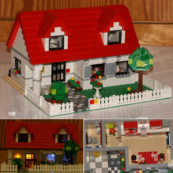 bunte bausteine modellbau mit lego steinen. Black Bedroom Furniture Sets. Home Design Ideas
