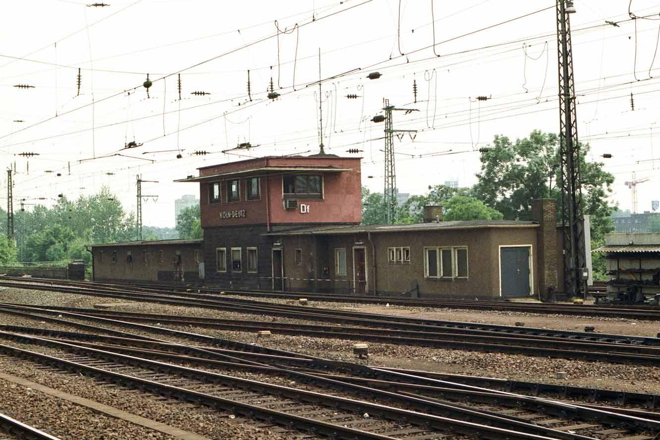 Gleis 1 Freiburg