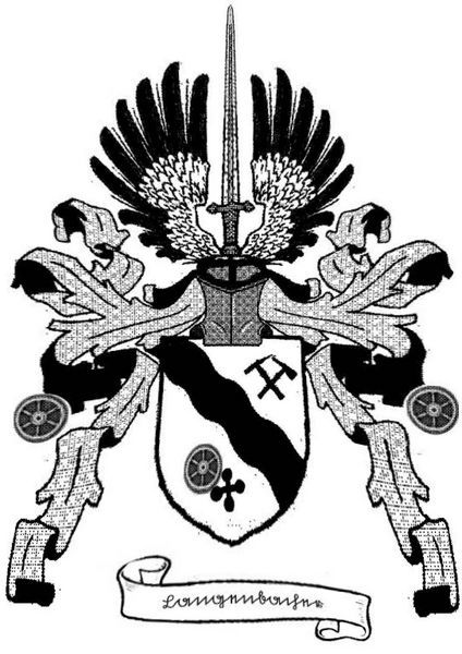 Dachdecker wappen  Langenbacher Wappen, Herkunft, Chronik und Stammbaum