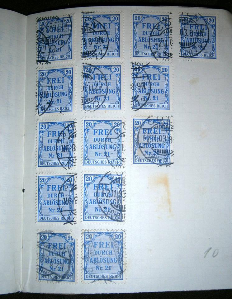 sammlung briefmarken bayern
