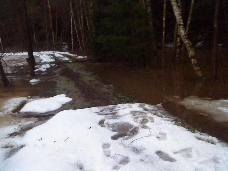 Hochwasser Wondreb
