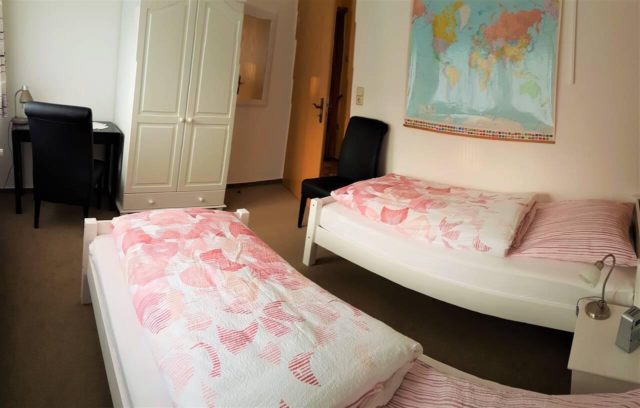 Ferienwohnung Arlt, Detmold, Berlebeck, 2 Schlafzimmer