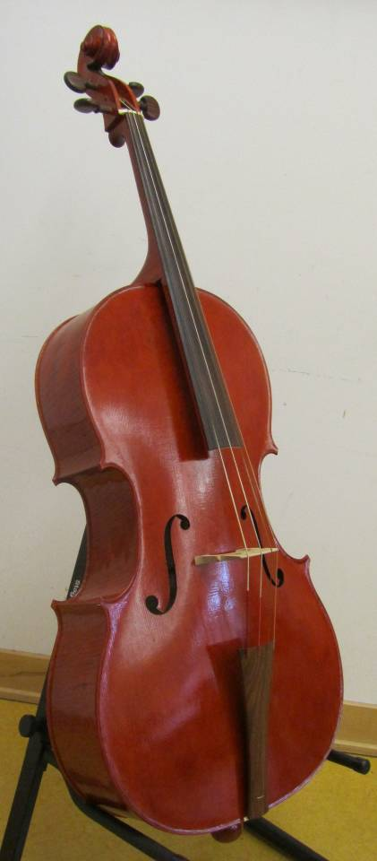 Barock-Violoncello Viktor Koos