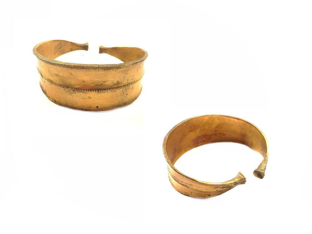 Armreif der Bronzezeit Replik