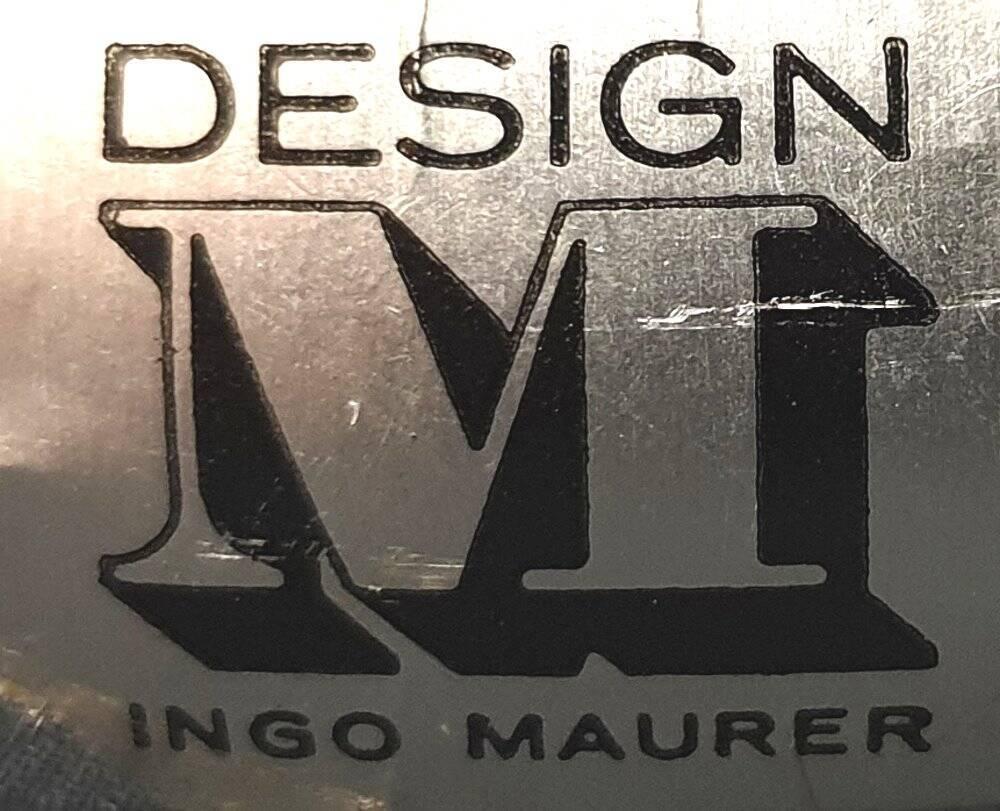 Bulb Tisch Lampe von Ingo Maurer