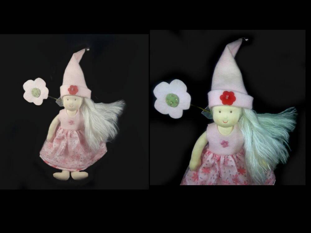 Käthe Kruse Puppe, Blumenkind Antiquitäten Ankauf Salzburg, Linz, Wels, Braunau