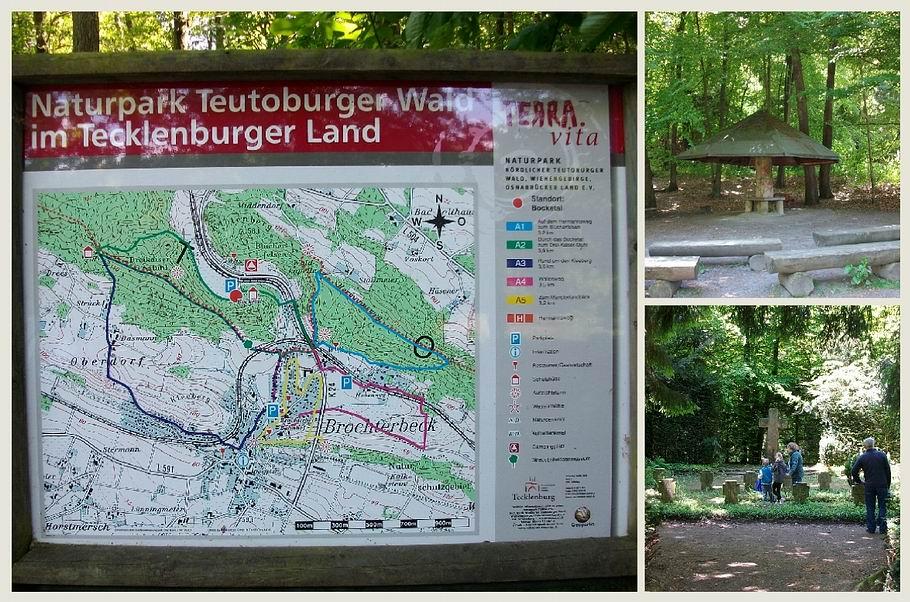 Tecklenburg - Wanderparkplatz Bocketal