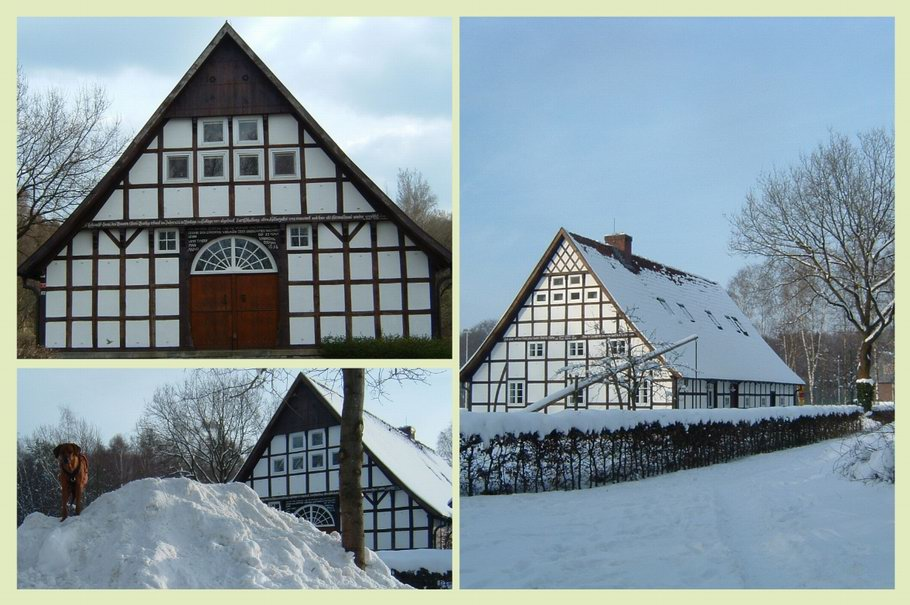 Wallenhorst/Hollage - Heimathaus