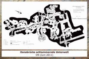 Gertrudenberger Höhlen - Osnabrücks schlummernde Unterwelt