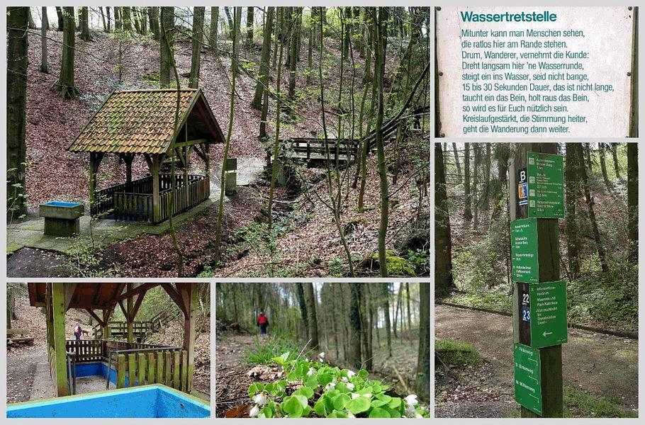 Wassertretstelle Venner Berg