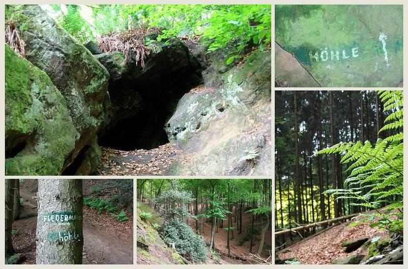 Fledermaushöhle Tecklenburg-Brochterbeck