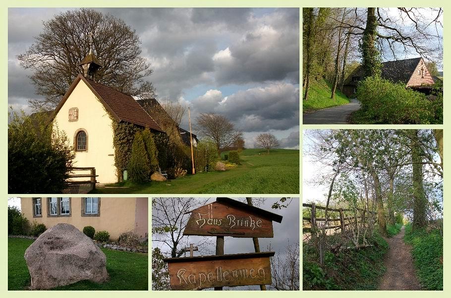 Georgsmarienhütte - Kapellenweg - Haus Brinke