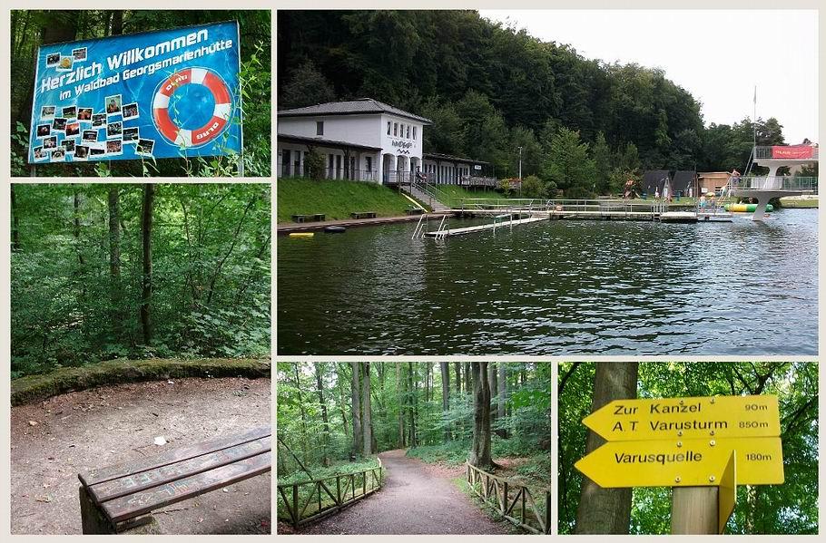 Georgsmarienhütte - Waldbad