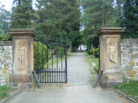 hasefriedhof osnabrueck haupteingang