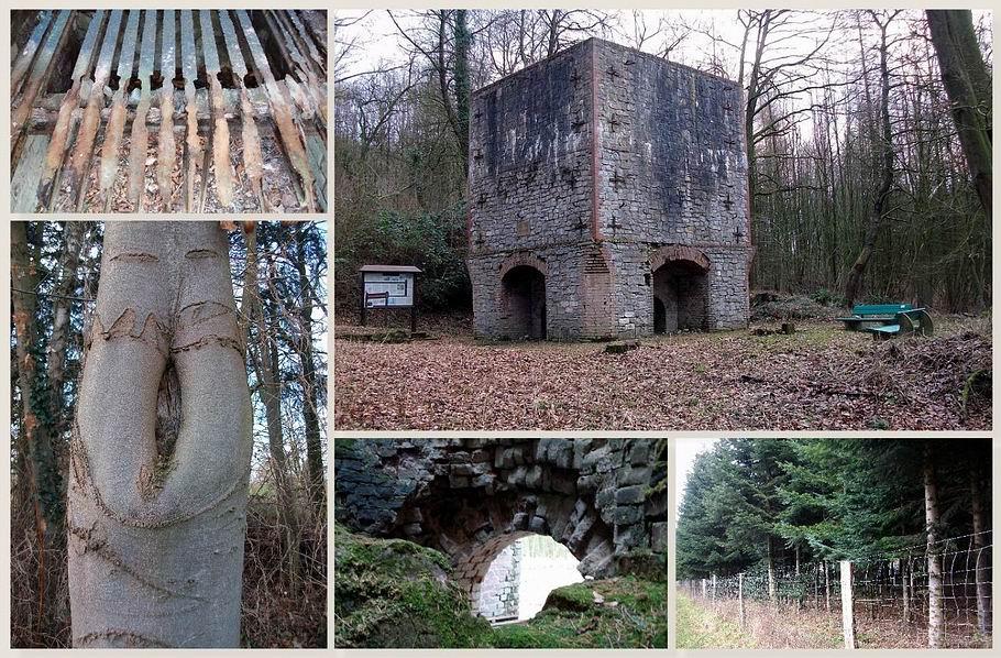 Industriedenkmal Kalkofen Westerhausen